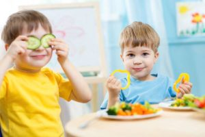 Parents's nutrition - affects their children