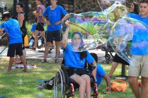 יוצאים לדרך: מחנה קיץ על גלגלים